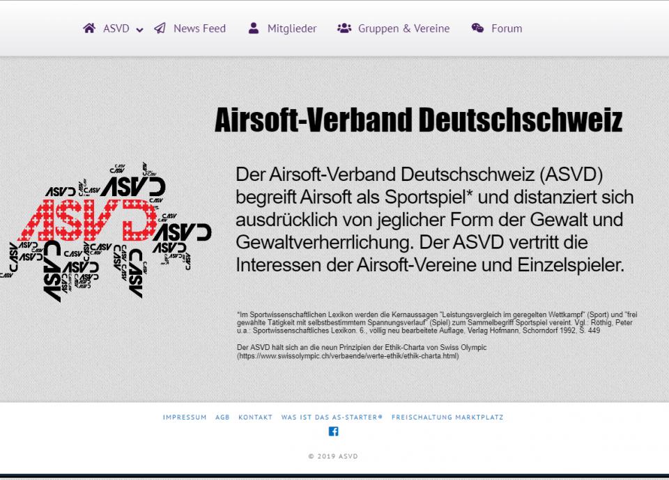 ASVD Homepage
